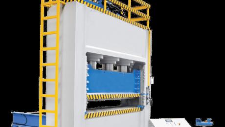 Hydraulic Pattern Press