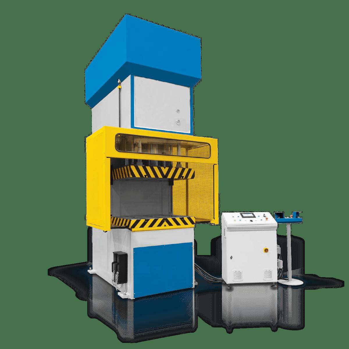 Hymec C Type Hydraulic Press